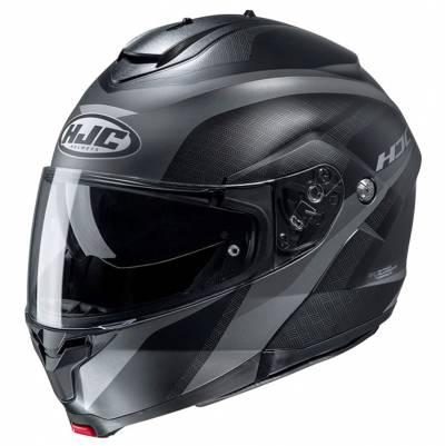 HJC Helm C91 Taly MC5SF, schwarz-grau matt