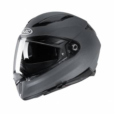 HJC Helm F70, grau matt