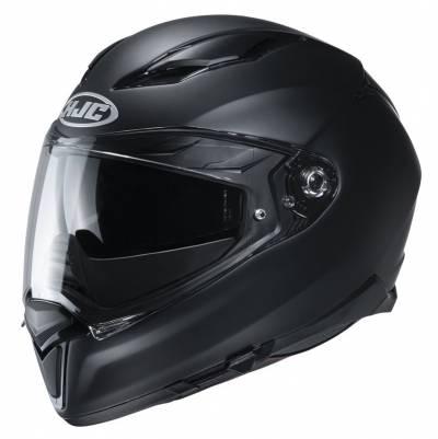 HJC Helm F70, schwarz matt