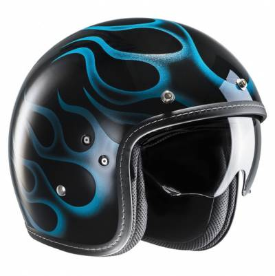 HJC Helm FG-70s Aries MC2, schwarz-blau