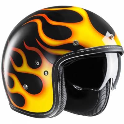 HJC Helm FG-70s Aries MC3, schwarz-gelb-rot