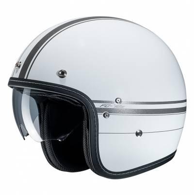 HJC Helm FG-70s Ladon MC10, weiß-schwarz