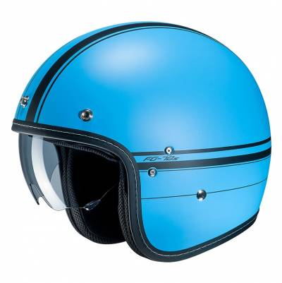 HJC Helm FG-70s Ladon MC2SF, blau-schwarz