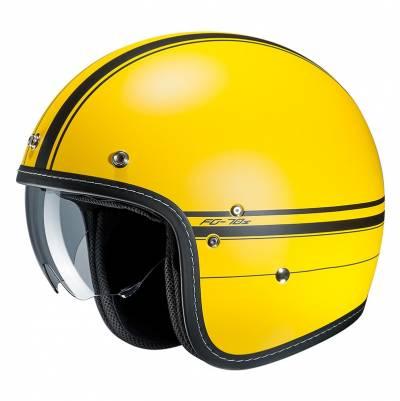 HJC Helm FG-70s Ladon MC3SF,  gelb-schwarz