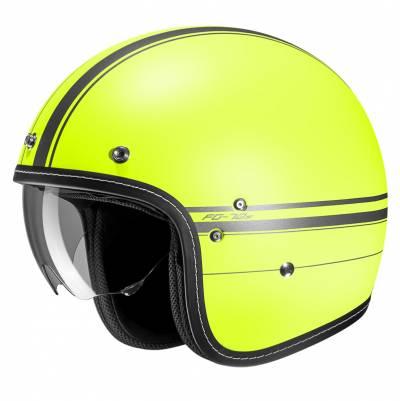 HJC Helm FG-70s Ladon MC4SF, neongelb-schwarz