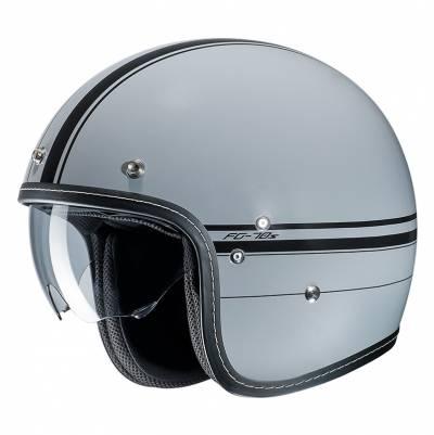 HJC Helm FG-70s Ladon MC5, grau-schwarz
