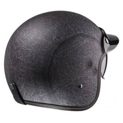 HJC Helm FG-70s Vintage Flat, schwarz-matt