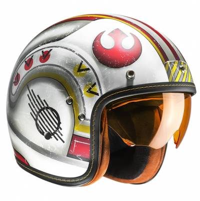HJC Helm FG-70s  X-Wing Fighter Pilot MC1F