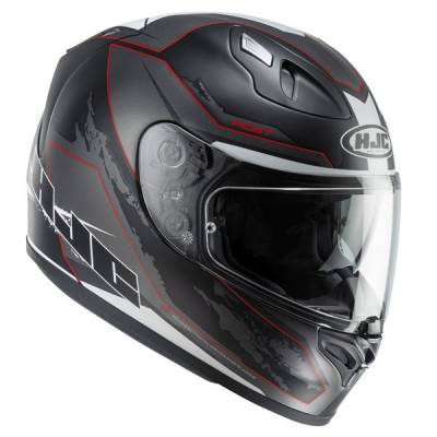 HJC Helm FG-ST Besty MC1SF, schwarz-rot