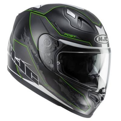 HJC Helm FG-ST Besty MC4SF, schwarz-anthrazit-grün matt