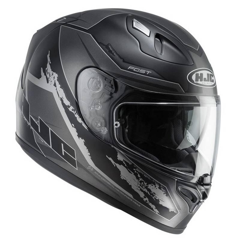 HJC Helm FG-ST Besty MC5SF, schwarz-anthrazit-weiß