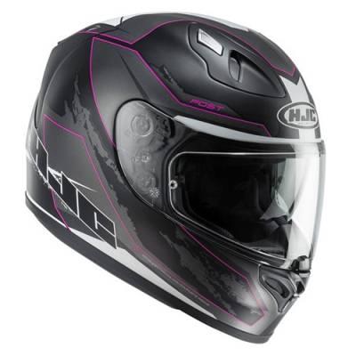 HJC Helm FG-ST Besty MC8SF, schwarz-pink-matt