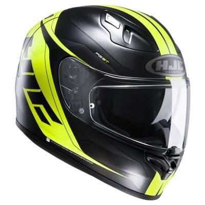 HJC Helm FG-ST Crono MC4HSF, schwarz-fluogelb matt