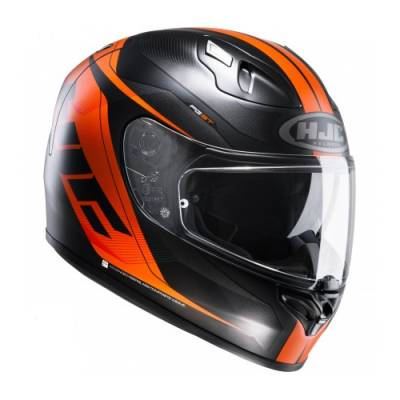 HJC Helm FG-ST Crono MC7SF, schwarz-orange