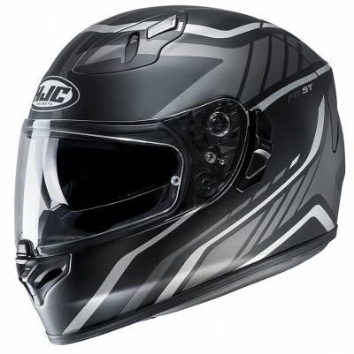 HJC Helm FG-ST Gridan MC5SF, schwarz-silber matt