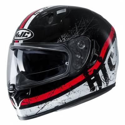 HJC Helm FG-ST Labi MC1, schwarz-weiß-rot