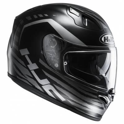 HJC Helm FG-ST Tian MC5SF, schwarz-silber matt