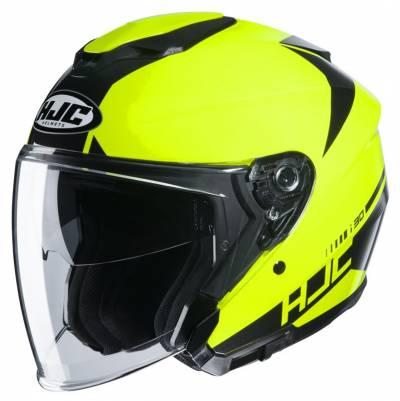 HJC Helm i30 Baras MC4H, fluogelb-schwarz