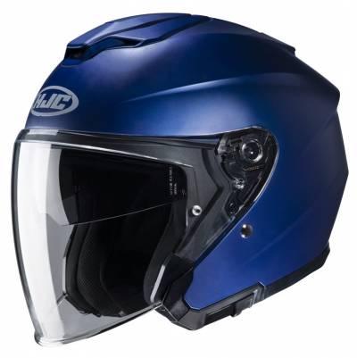 HJC Helm i30, blau metallic matt
