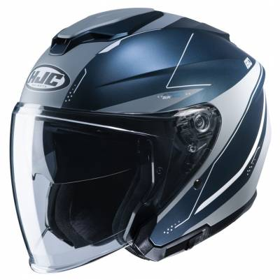 HJC Helm i30 Slight MC2SF, blau-grau matt