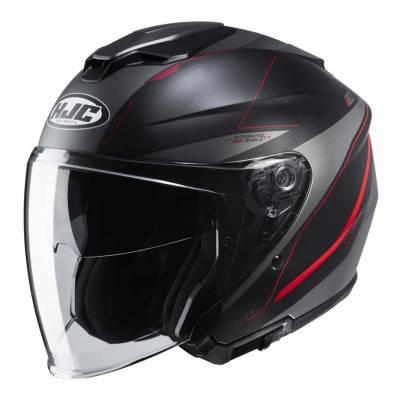 HJC Helm i30 Slight MC9, schwarz-rot
