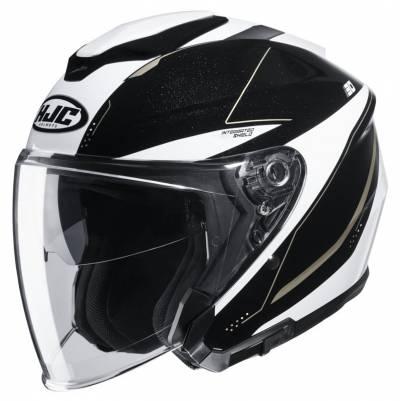 HJC Helm i30 Slight MC9, schwarz-weiß
