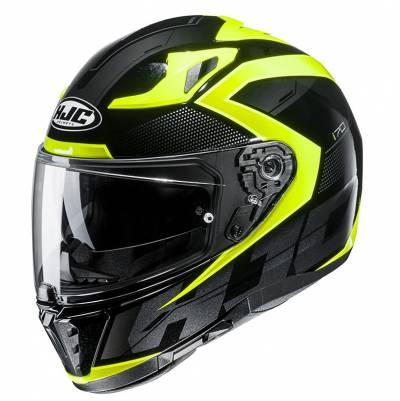 HJC Helm i70 Asto MC4H, schwarz-gelb-silber