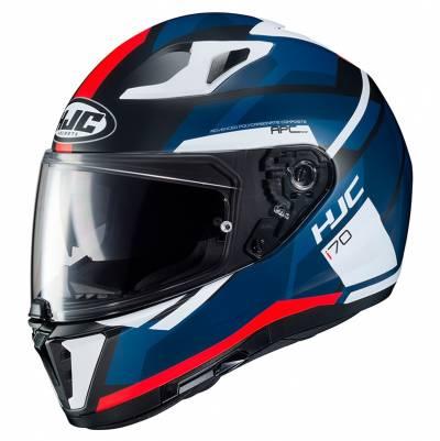 HJC Helm i70 Elim MC1SF, blau-weiß-rot-schwarz