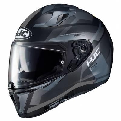 HJC Helm i70 Elim MC5SF, schwarz-anthrazit