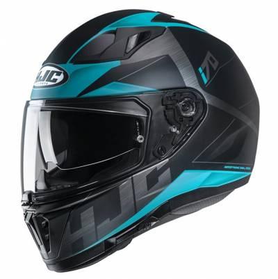 HJC Helm i70 Eluma MC2SF, schwarz-blau matt