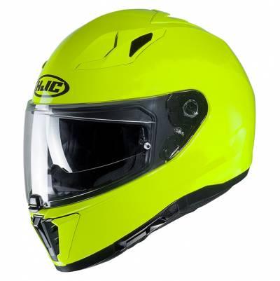 HJC Helm i70, fluogrün