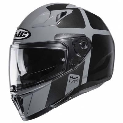 HJC Helm i70 Prika MC5,  grau-schwarz