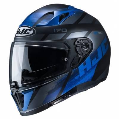 HJC Helm i70 Reden MC2SF, schwarz-blau matt