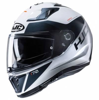HJC Helm i70 Tas, MC10 weiß-schwarz