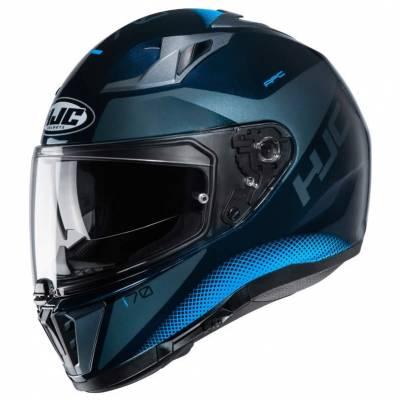 HJC Helm i70 Tas, MC12 schwarz-blau
