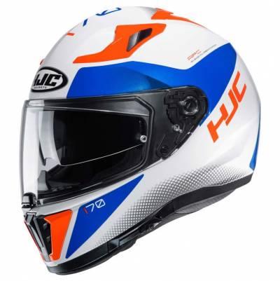HJC Helm i70 Tas, MC12 weiß-rot-blau