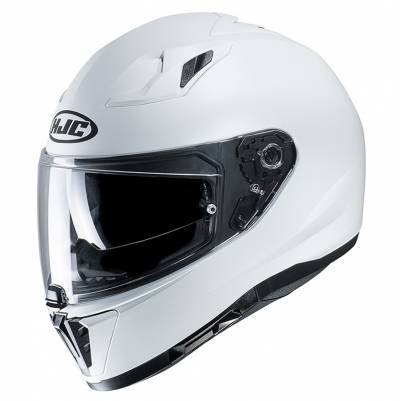 HJC Helm i70, weiß-matt