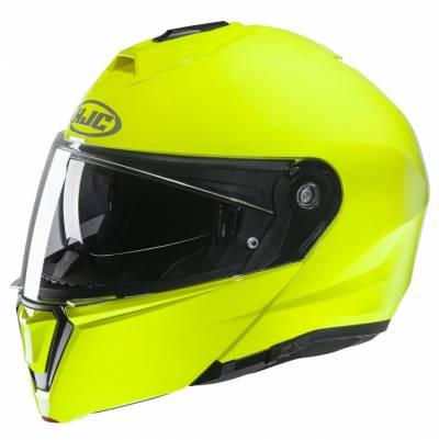 HJC Helm i90, fluogelb