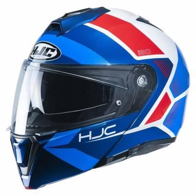 HJC Helm i90 Hollen MC21, blau-weiß-rot