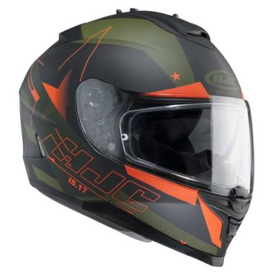 HJC Helm IS-17 Armada MC-7F