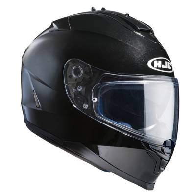 HJC Helm IS-17 Metal, schwarz