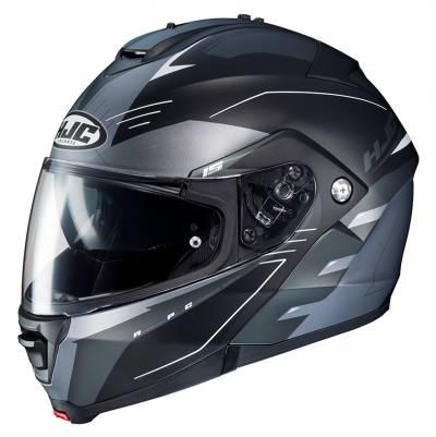 HJC Helm IS-MAX II Cormi MC5SF, schwarz-silber matt