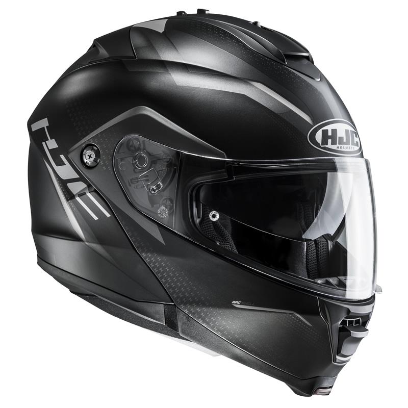 HJC Helm IS-MAX II Dova MC5SF, schwarz-grau matt