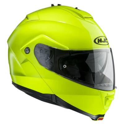 HJC Helm IS-MAX II Fluoresencent, grün