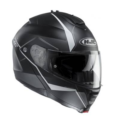 HJC Helm IS-MAX II Mine MC5SF, schwarz-grau