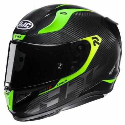 HJC Helm RPHA 11 Carbon Bleer MC4H, schwarz-fluogelb
