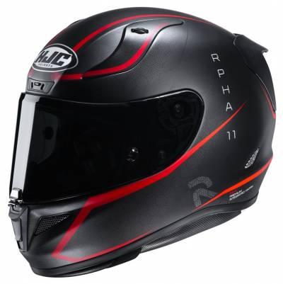 HJC Helm RPHA 11 Jarban MC1SF, schwarz-rot matt