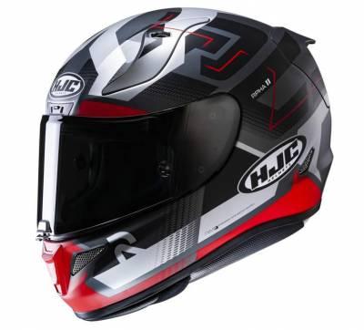HJC Helm RPHA 11 Nectus MC1SF, schwarz-weiß-rot