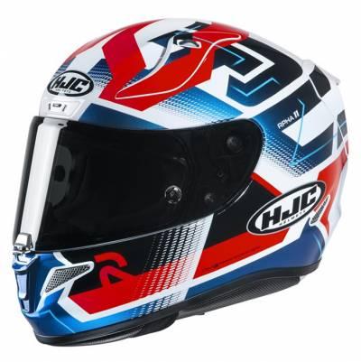 HJC Helm RPHA 11 Nectus MC21, weiß-blau-rot