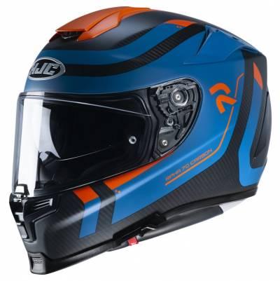 HJC Helm RPHA 70 Carbon Reple MC27SF, schwarz-blau-rot